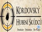 Deratizace - hubení škůdců Kordovský